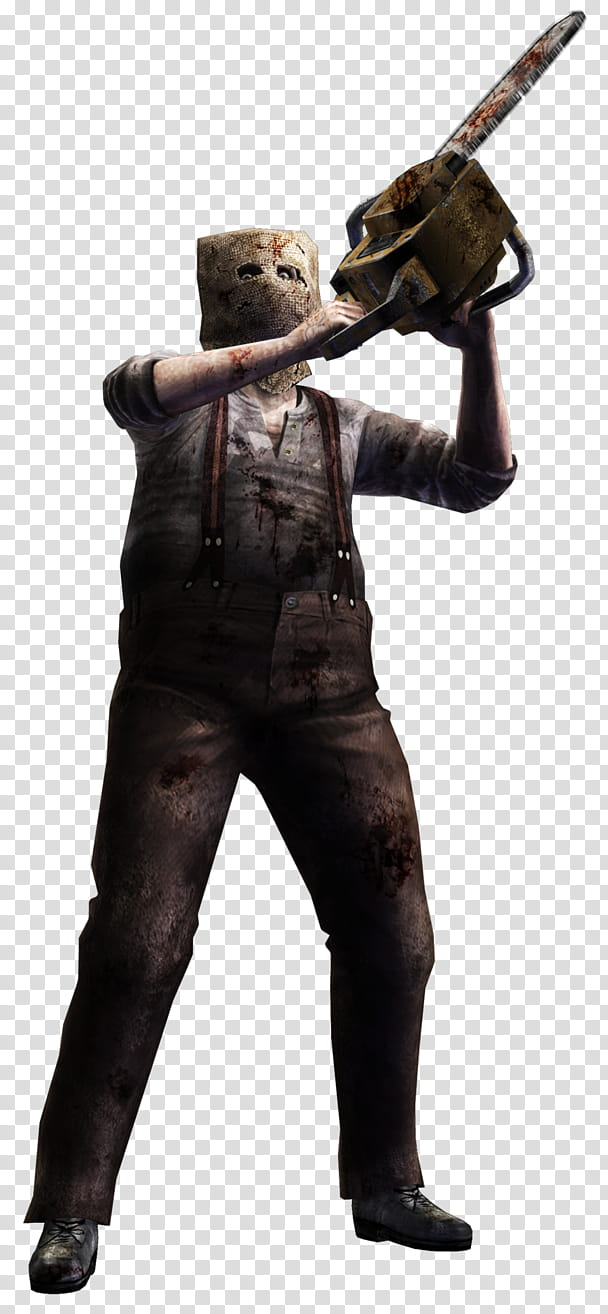 Dr. Salvador (Chainsaw) RE, Professional Render.