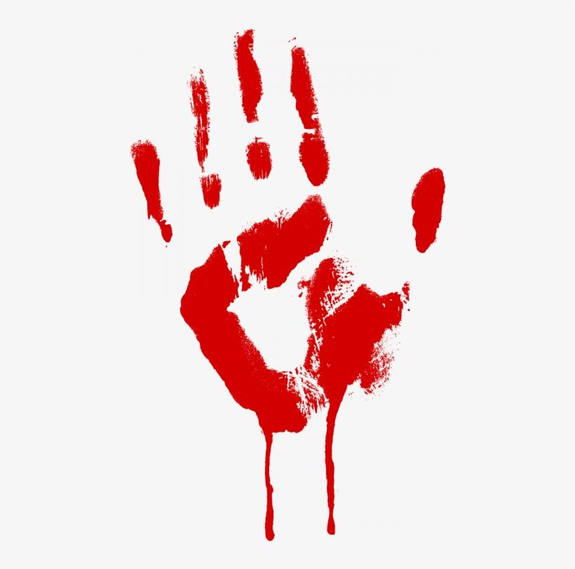 Handprint Svg.