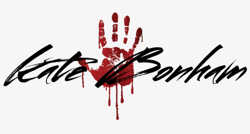 Free Bloody Handprint Smear Png.