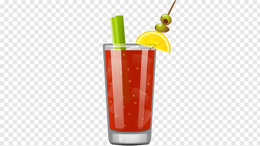 Beach Party, Bloody Mary, Cocktail Garnish, Drink, Caesar.