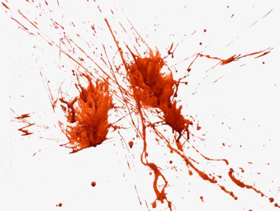 Bloodstain PNG.