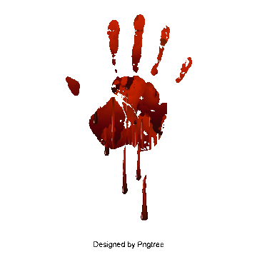 Bloody PNG Images.