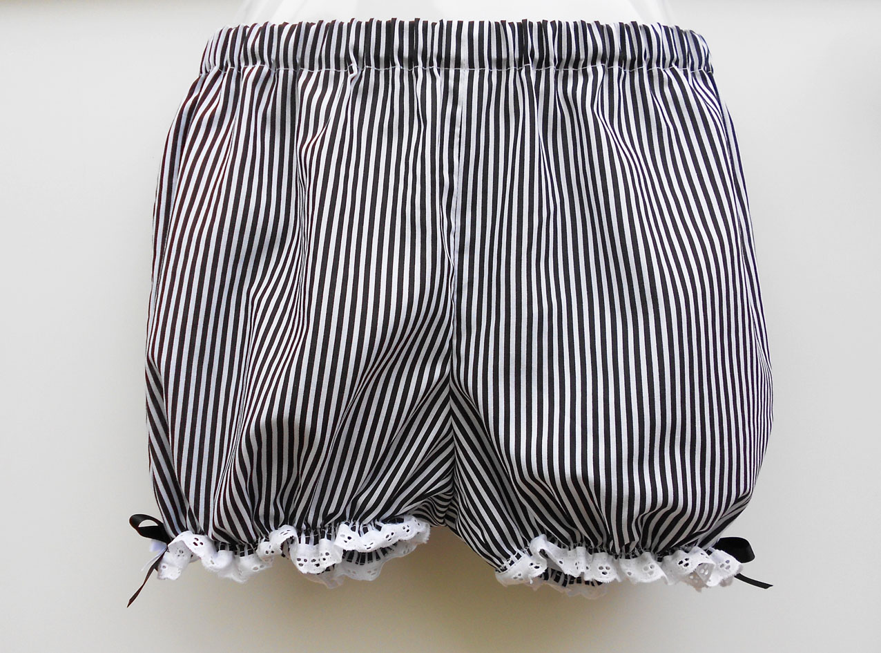 Steampunk Bloomers.