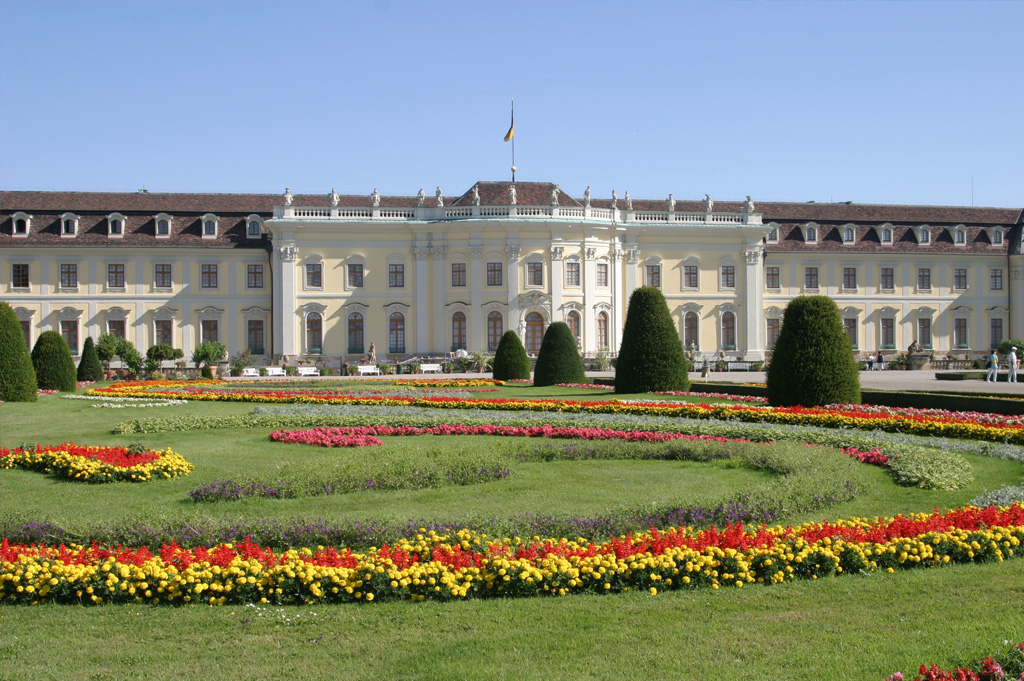 Palaces & Blooming Baroque.