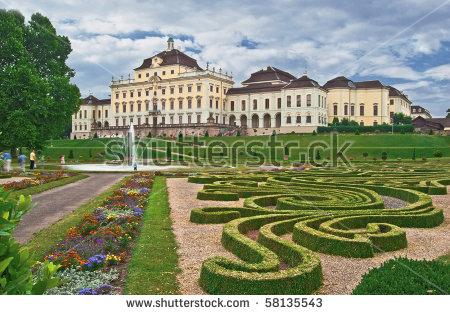 Ludwigsburg Stock Photos, Royalty.
