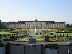 Ludwigsburg Palace.