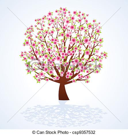 Cherry blossom tree Clipart and Stock Illustrations. 4,513 Cherry.