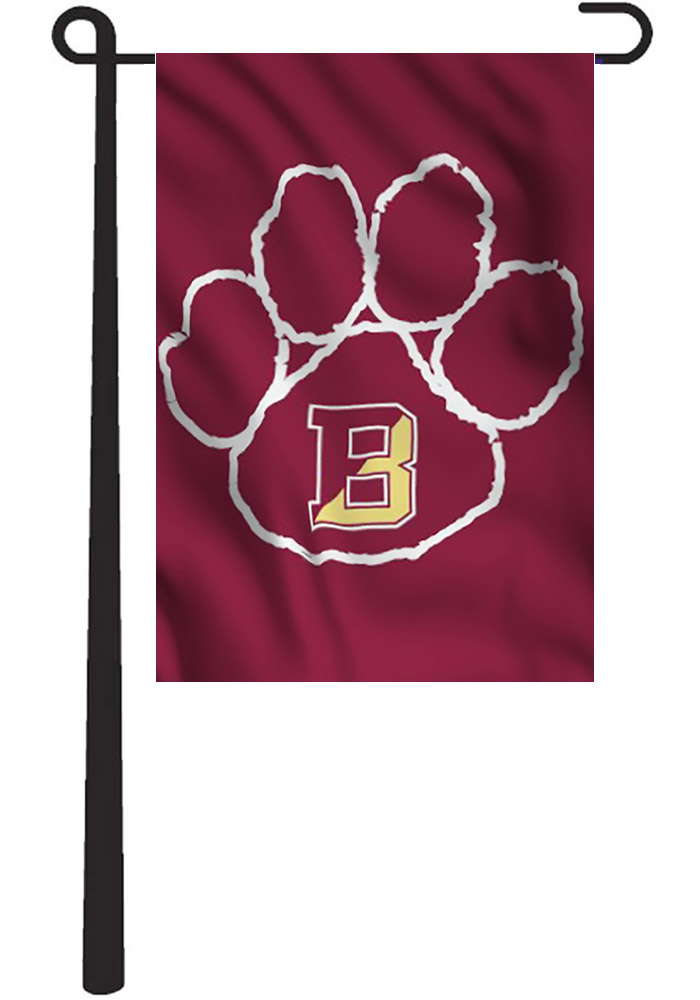 Bloomsburg University Team Logo Garden Flag.