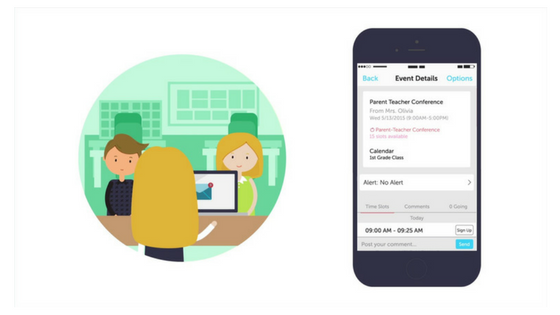 Parent Communication: Better with Bloomz.