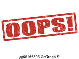 Bloopers Clip Art.