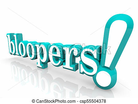 Blooper Illustrations and Clip Art. 127 Blooper royalty free.