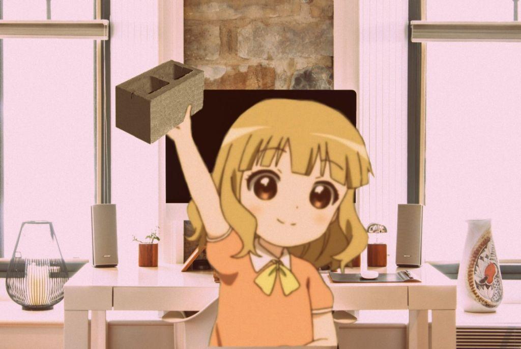 loli anime block bloqueado bloqueo locked.
