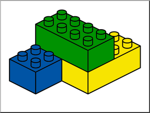 LEGO ClipArt, Building Blocks, FREE CLIPART, Printable Block.
