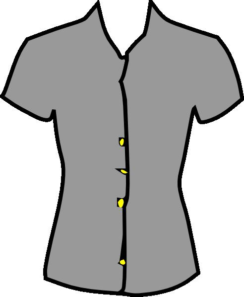 Women Blouse Clothing Clip Art at Clker.com.