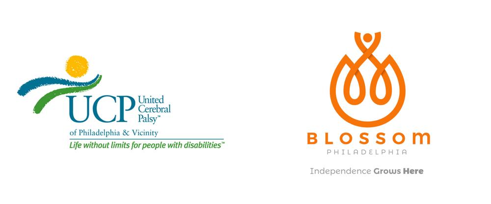 Brand New: New Name and Logo for Blossom Philadelphia by DBD.