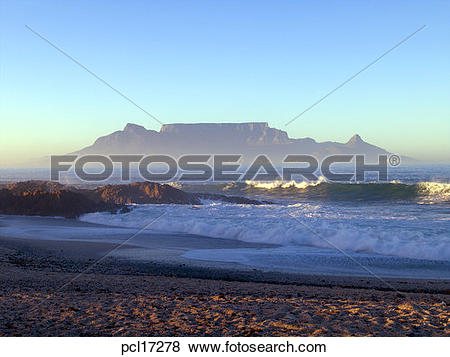 Pictures of Cape Town From Bloubergstrand, pcl17278.