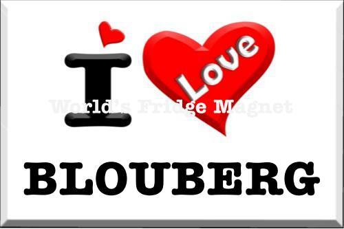 I love BLOUBERG.