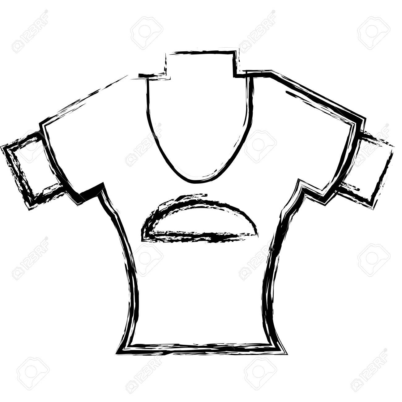 White Blouse Clip Art.