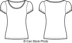 Neckline blouses Vector Clipart EPS Images. 25 Neckline blouses.