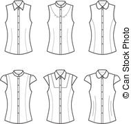 Blouses Illustrations and Clip Art. 2,766 Blouses royalty free.