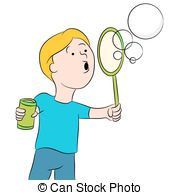 Blowing bubbles Illustrations and Clip Art. 2,374 Blowing bubbles.