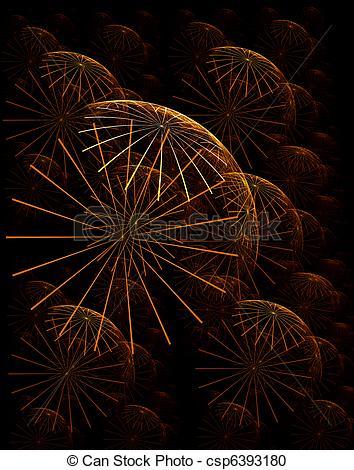 Stock Illustration of Dandelion,blow.