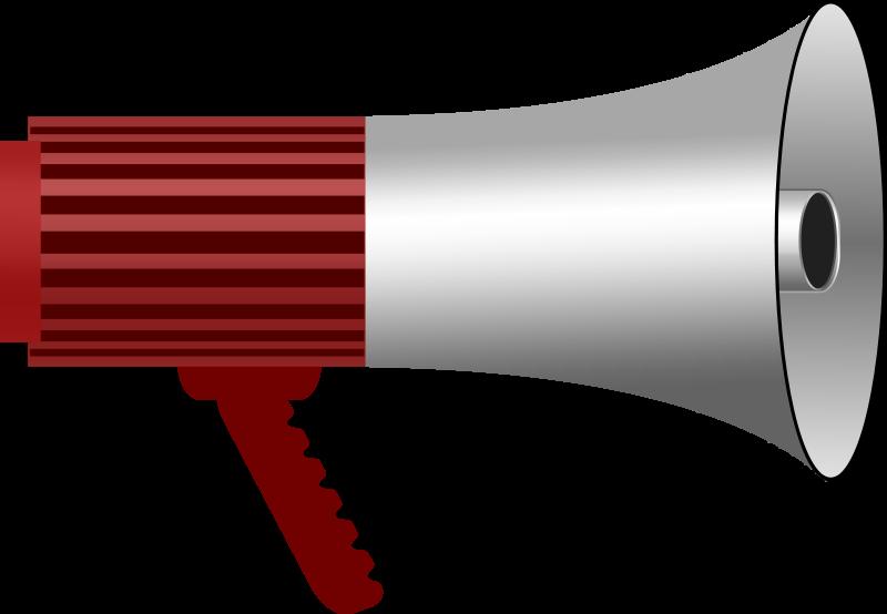 Blow Horn Clipart.