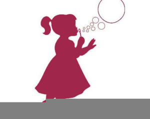 Free Clipart Blowing Bubbles.