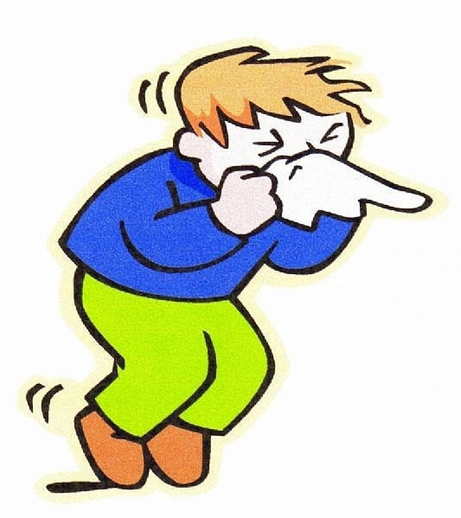 Blow your nose clipart blowing clip.