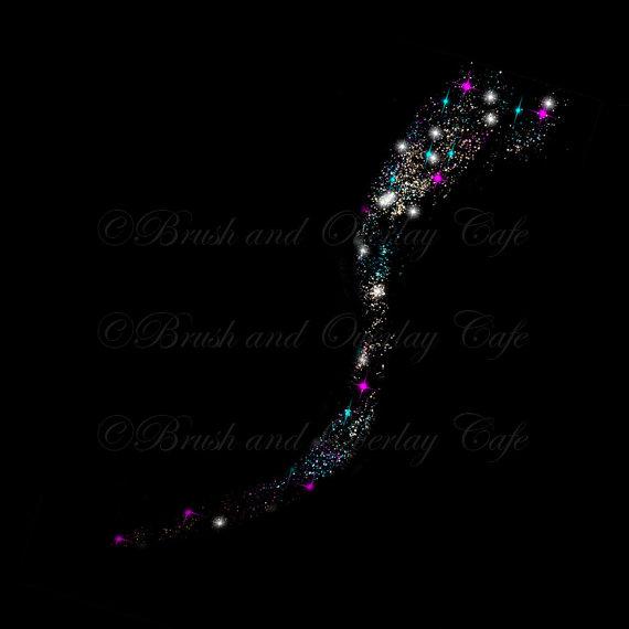 30 Glitter/Blowing Glitter/Fairy Dust/Pixie dust Overlays for.