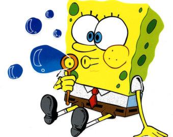 Spongebob faces.