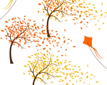 Wind Blowing Trees Clipart Images Pictures.
