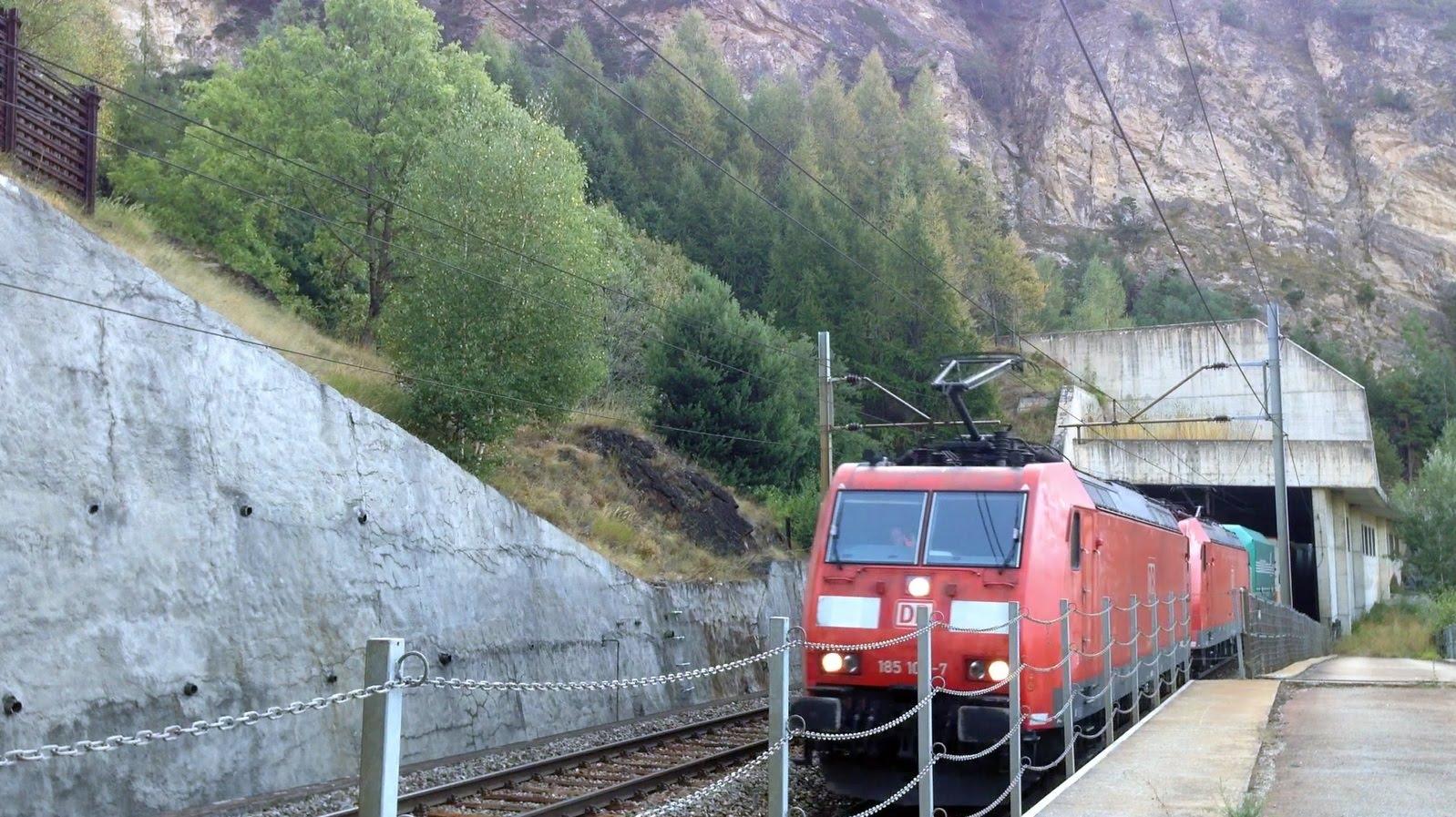 Once, twice  three times Lannutti (BLS Lötschberg Südrampe 2.9.