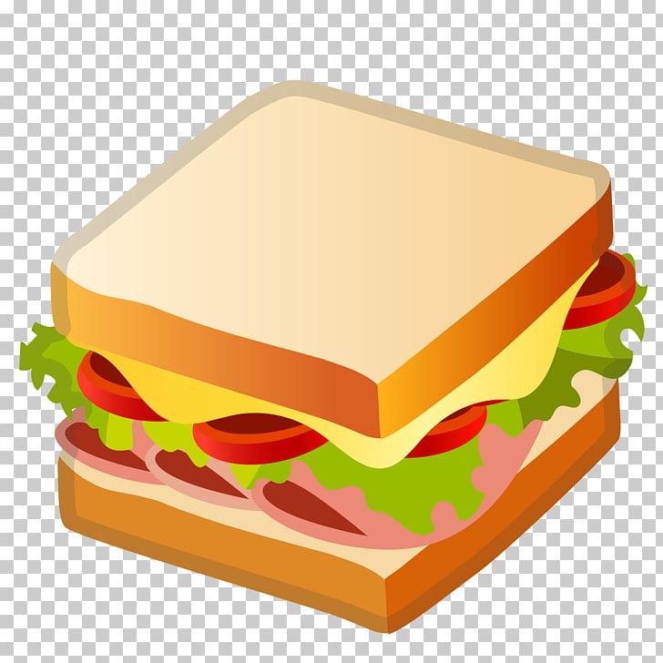 Sandwich Wrap BLT Emojipedia Computer Icons, sweet bread PNG.