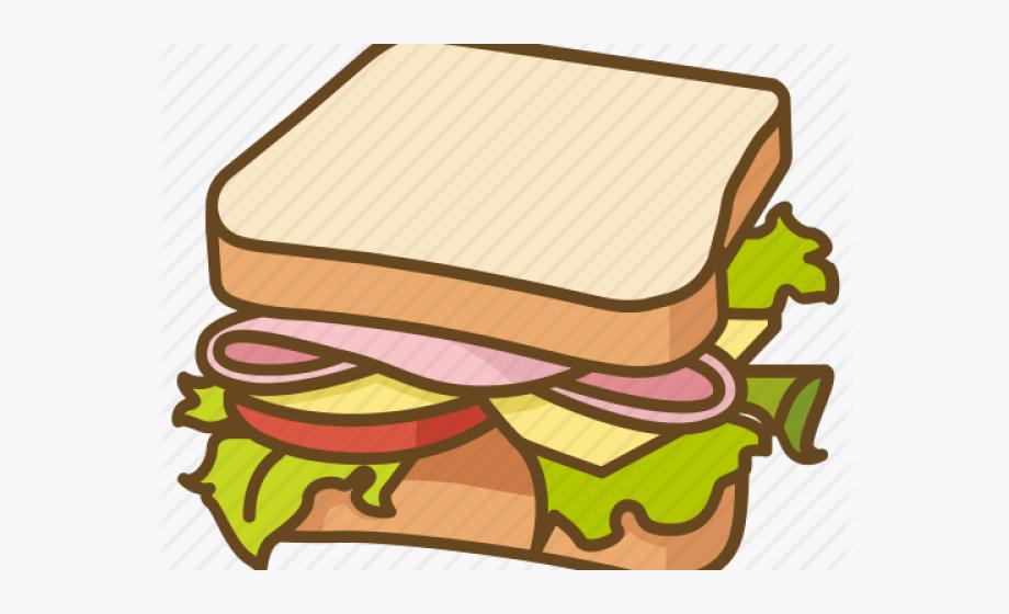 Sandwich Clipart Blt.