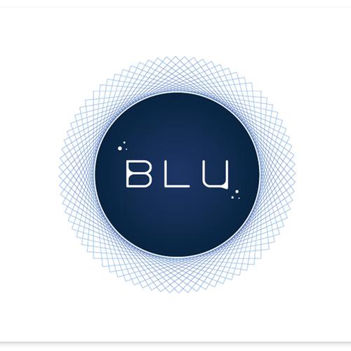 logo for blu.