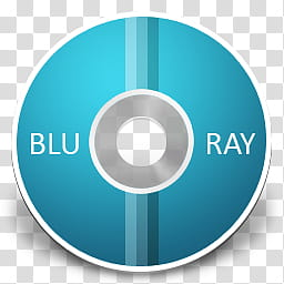 Aire s, blue and white Blu Ray CD illustration transparent.