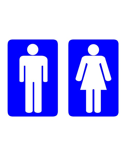 Blu Ray Cover Software with Toilet Signs picture download.