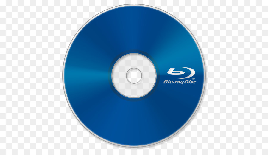 Blu Ray Disc Blue png download.