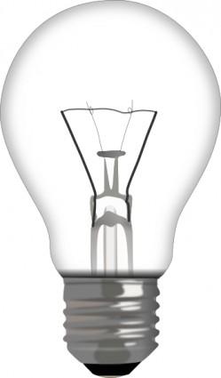 Free light bulb clip art.