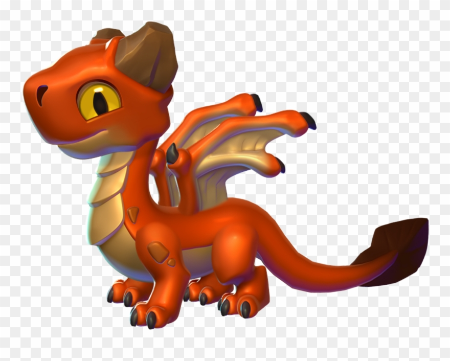 Bludgeon Dragon Baby.