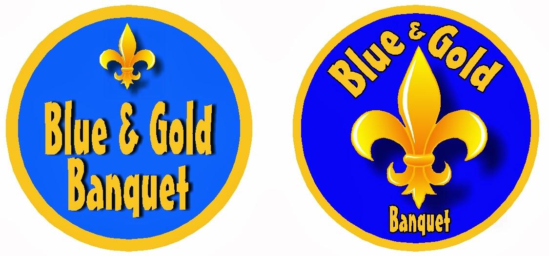 Cub Scout Blue And Gold Clip Art.