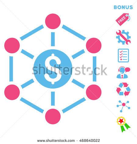 Pink Scheme Stock Photos, Royalty.