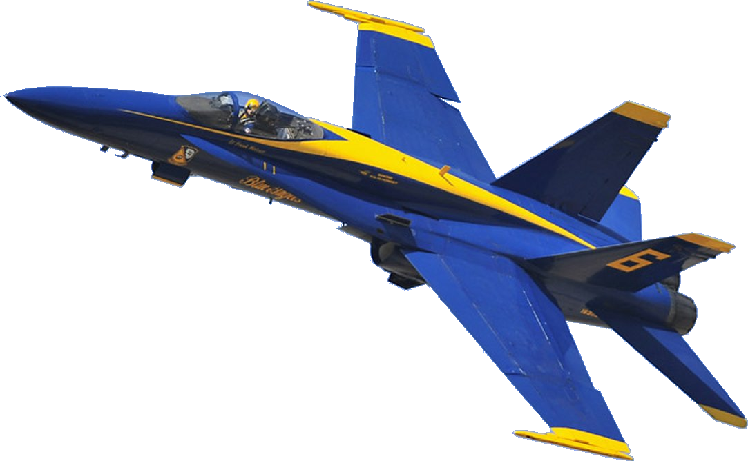 Blue angel clipart.