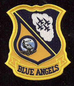 Details about BLUE ANGELS LOGO PATCH US NAVY MARINES F.