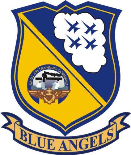 Amazon.com: MilitaryBest US Navy Blue Angels Decal Sticker.