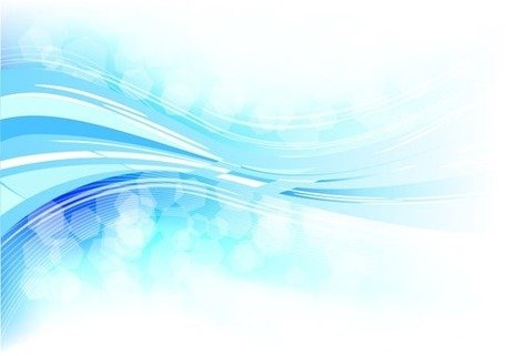 Abstract Blue Color Design Vector Background Graphic Clipart.
