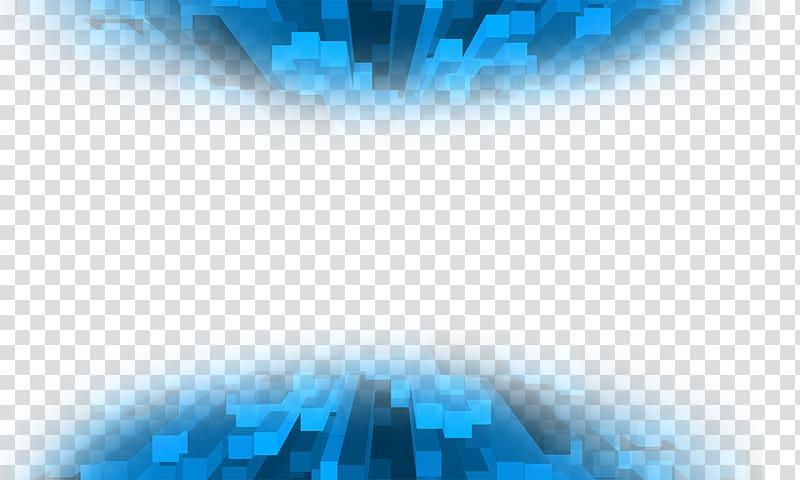 Blue , Blue Graphic design, Technology background.