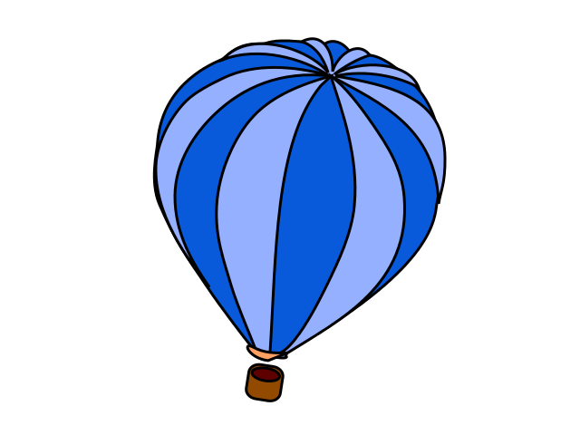 blue balloon clipart png clipground