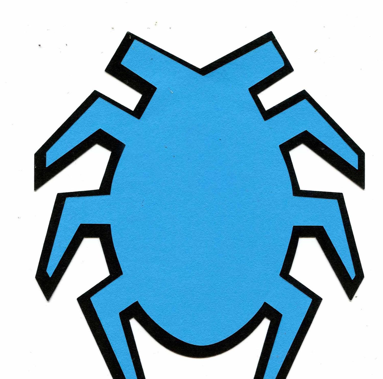 Blue beetle Logos.